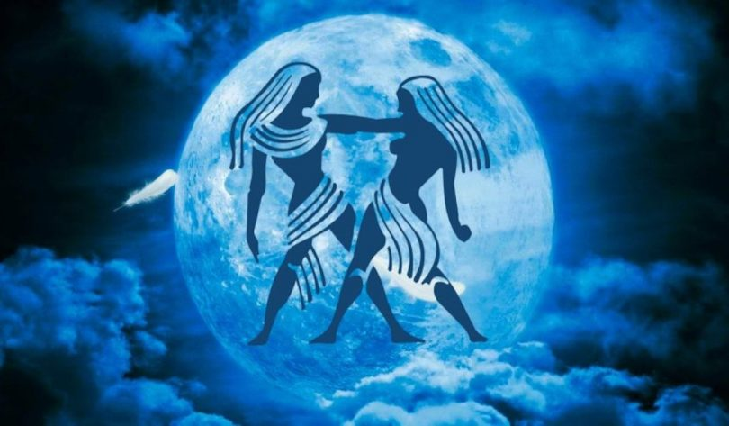 Pleine lune Gemeaux