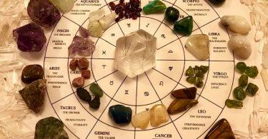 cristaux signes du zodiaque